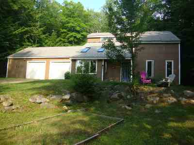 Campton Single Family Home For Sale: 33 Heights Road