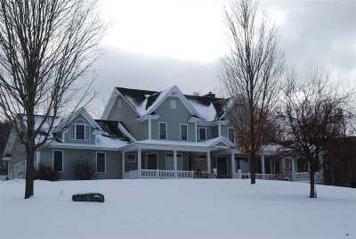 Swanton Single Family Home For Sale: 4 Tremblay Road