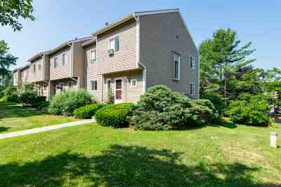 South Burlington Condo/Townhouse For Sale: E12 Stonehedge Drive