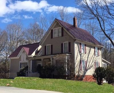 Tilton Single Family Home For Sale: 667 Laconia Road
