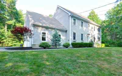 Hollis Single Family Home Active Under Contract: 47 Nartoff Road