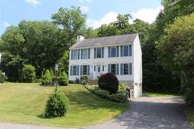 Derry Single Family Home Active Under Contract: 23 Drew Woods Drive