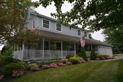 Laconia Single Family Home Active Under Contract: 88 Deerfield Turn