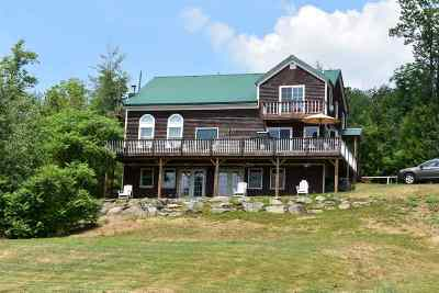 Wentworth Single Family Home Active Under Contract: 132 Nh Route 25a Highway