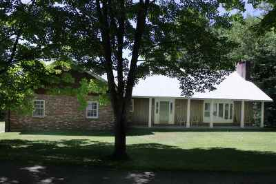 Essex County Single Family Home For Sale: 1763 Baptist Hill Road