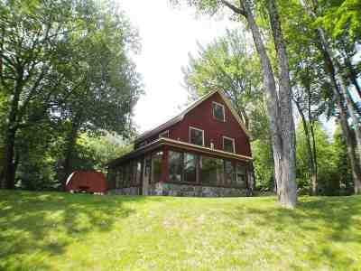 Whitefield Single Family Home For Sale: 707 West Side Road
