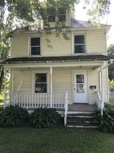 Poultney Single Family Home For Sale: 344 South Street