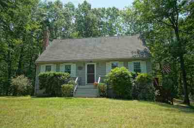 Derry Single Family Home Active Under Contract: 18 Elwood Road