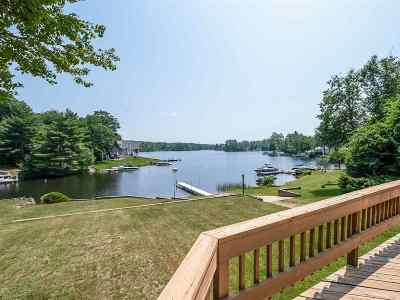 Moultonborough Single Family Home For Sale: 48 Driftwood Drive