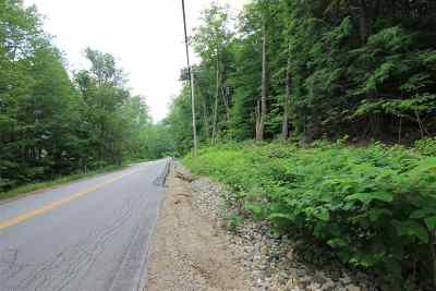 Campton Residential Lots & Land For Sale: Ellsworth Hill Road