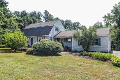 Londonderry Single Family Home Active Under Contract: 98 South Road