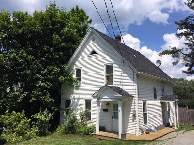 Montpelier Single Family Home For Sale: 6 George Street