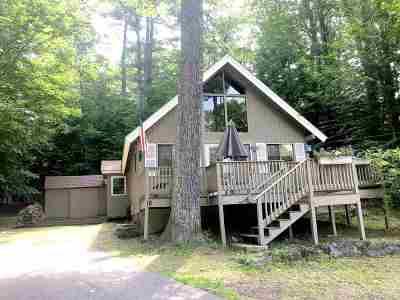 Tuftonboro Single Family Home For Sale: 17 Hidden Valley Drive #48