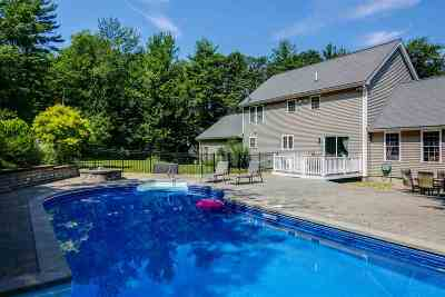 Derry Single Family Home Active Under Contract: 31 Island Pond Road