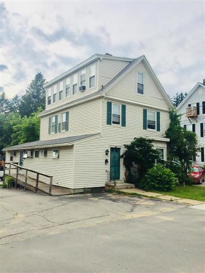 Dover Multi Family Home For Sale: 686 Central Avenue