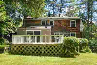 Durham Single Family Home For Sale: 14 Griffiths Drive