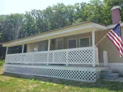 Strafford Single Family Home For Sale: 64 Tasker Hill Road