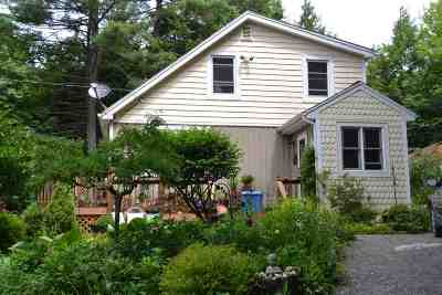 New Boston Single Family Home Active Under Contract: 274 Old Coach Road