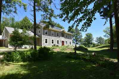 Clarendon Single Family Home For Sale: 1859 Creek Road