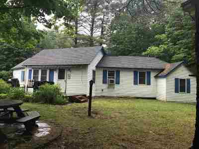 Campton Single Family Home For Sale: 40 Winterbrook Road