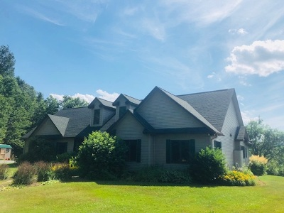 Orleans County Single Family Home For Sale: 38 Hitchcock Hill Road