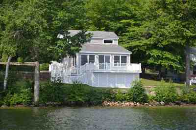 Moultonborough Single Family Home Active Under Contract: 44 Deer Haven Road