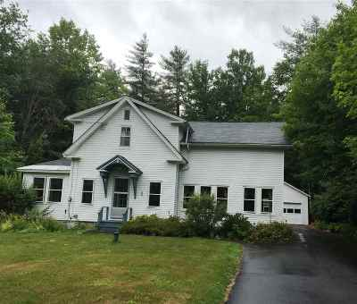 Woodstock Single Family Home Active Under Contract: 59 Mirror Lake Road