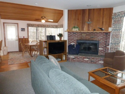 Cambridge Condo/Townhouse For Sale: Trailside Executive 15 At Smugglers' Notch Resort #15