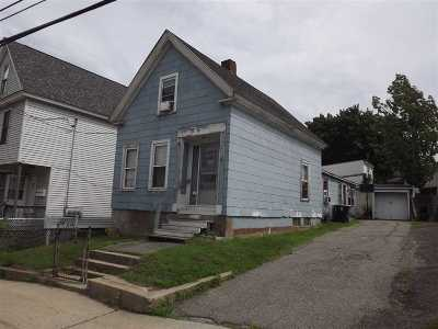 Nashua Single Family Home For Sale: 89 Temple Street