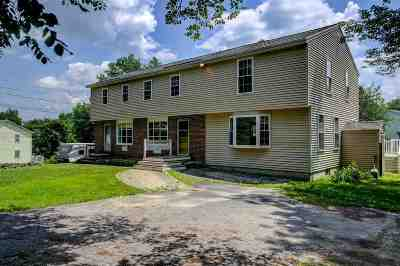 Derry Single Family Home For Sale: 65 Tsienneto Road #R