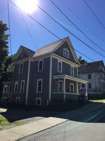 Orleans County Multi Family Home Active Under Contract: 29 Cottage Street