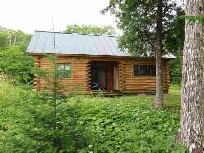 Caledonia County Single Family Home For Sale: 225 Eastern Avenue Road