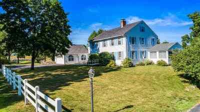 Hillsborough County Single Family Home For Sale: 127 A Windy Row