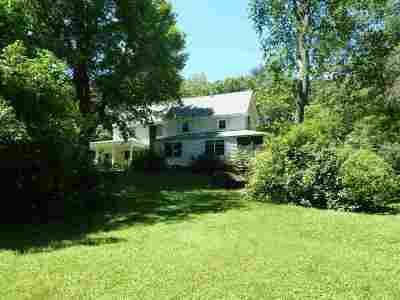 Merrimack County Single Family Home For Sale: 210 Lake Shore Drive