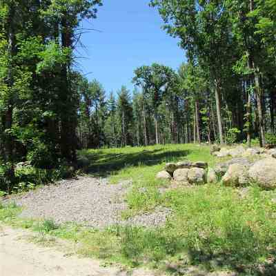 Francestown Residential Lots & Land For Sale: 2nd Nh Turnpike N