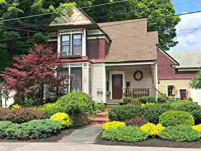 Rochester Single Family Home For Sale: 60 Prospect Street