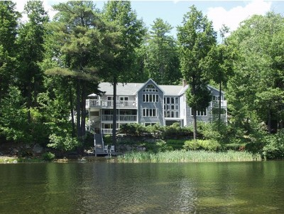 Wolfeboro Single Family Home For Sale: 66 Kings Pine Road
