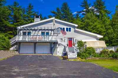 Gilford Single Family Home For Sale: 992 Cherry Valley Road