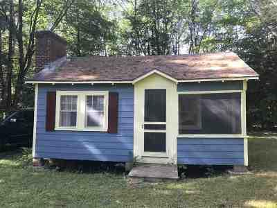 Ashland Single Family Home For Sale: 14 Candle Shores Lane