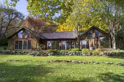 Stowe Single Family Home For Sale: 620 Tamarack Road