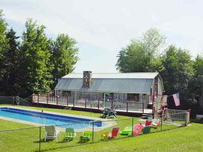 Orleans County Single Family Home For Sale: Carmel Road Road