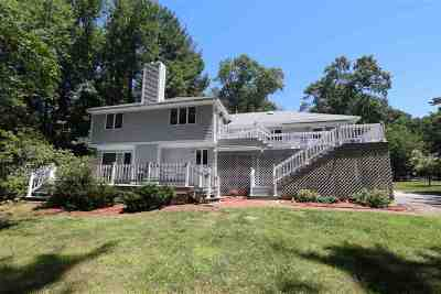 Windham Single Family Home For Sale: 10 Woodvue Road