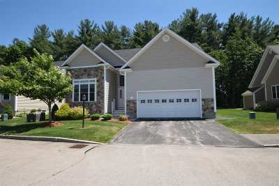 Londonderry Condo/Townhouse Active Under Contract: 55 Morrison Drive