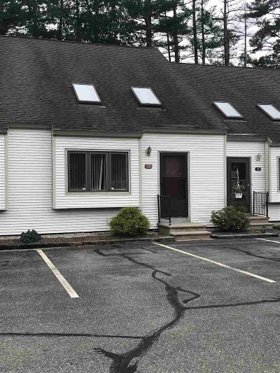 Raymond Condo/Townhouse For Sale: 202 Route 27 Bypass #30