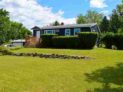 Grand Isle Single Family Home For Sale: 294 Us Route 2