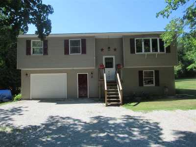 Swanton Single Family Home For Sale: 154 Gauthier Drive Circle