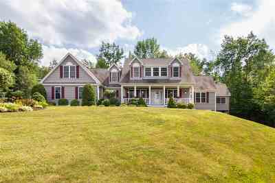 Meredith Single Family Home For Sale: 112 Upper Mile Point Drive