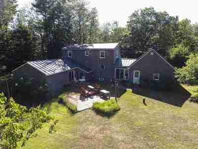Belknap County Single Family Home For Sale: 151 Seavey Road