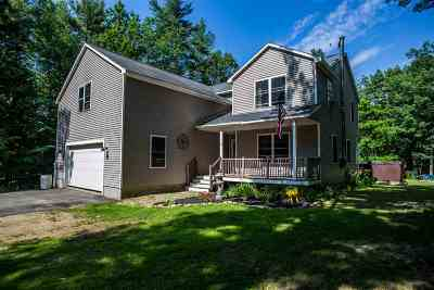 Barrington Single Family Home For Sale: 150 Calef Island Road
