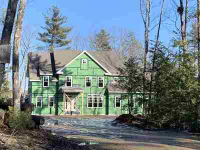 Amherst Single Family Home For Sale: 2 Potter Way